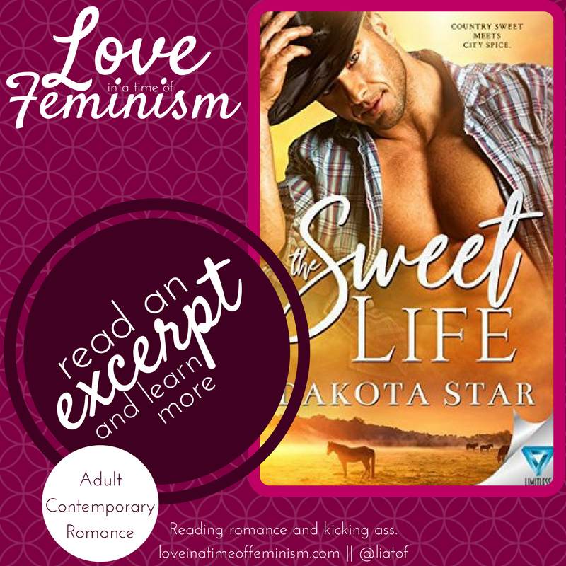 Excerpt: The Sweet Life by Dakota Star