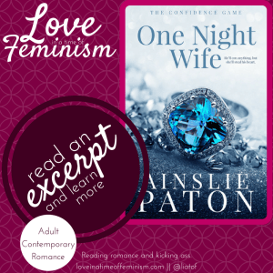 Excerpt & Giveaway: One Night Wife by Ainslie Paton