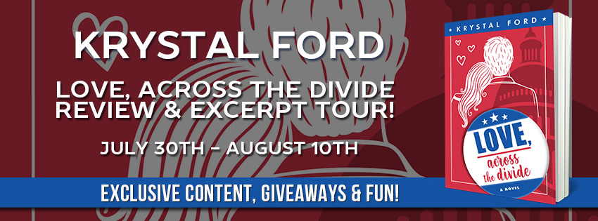 Excerpt & Giveaway: Love, Across the Divide by Krystal Ford