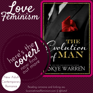 Cover Reveal: The Evolution of Man by Skye Warren