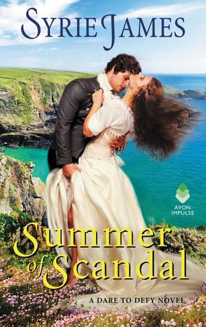 First Chapter & Giveaway: Summer of Scandal by Syrie James