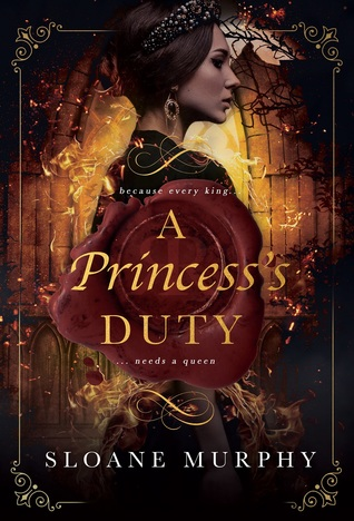 Review: A Princess's Duty by Sloane Murphy