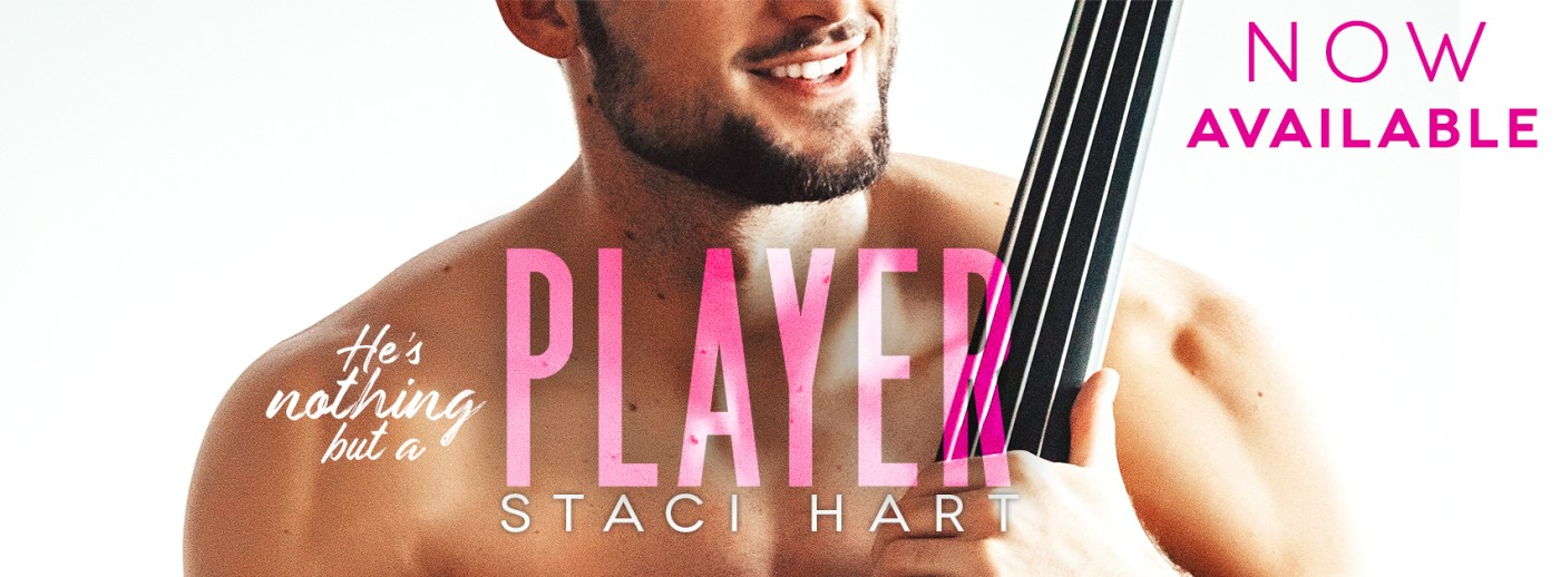Excerpt: Player by Staci Hart