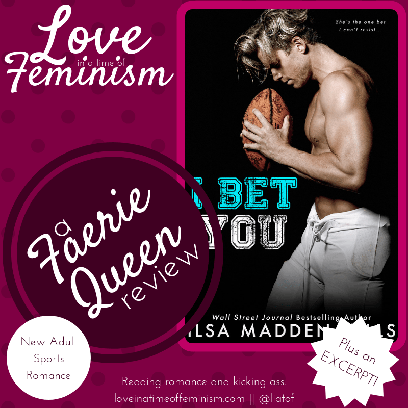 Review & First Chapter: I Bet You by Ilsa Madden-Mills