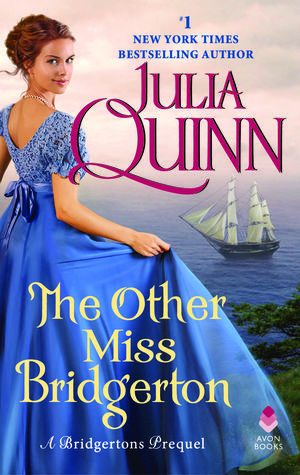 Review & Excerpt: The Other Miss Bridgerton by Julia Quinn