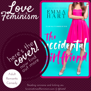 Cover Reveal: The Accidental Girlfriend by Emma Hart