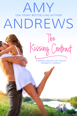 Review, Excerpt, & Giveaway: The Kissing Contract by Amy Andrews
