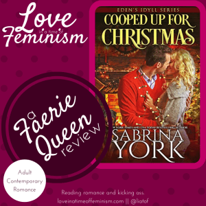 Review: Cooped Up for Christmas by Sabrina York
