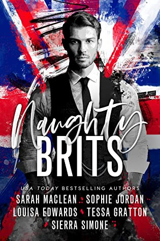 Anthology Review: Naughty Brits by Sarah MacLean and more