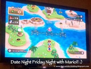 Friday Night – Date Night