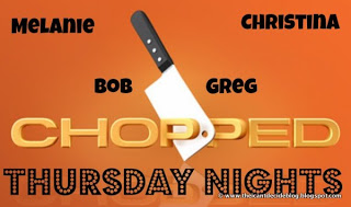CHOPPED Thursdays – Winner & Scores REVEAL!!