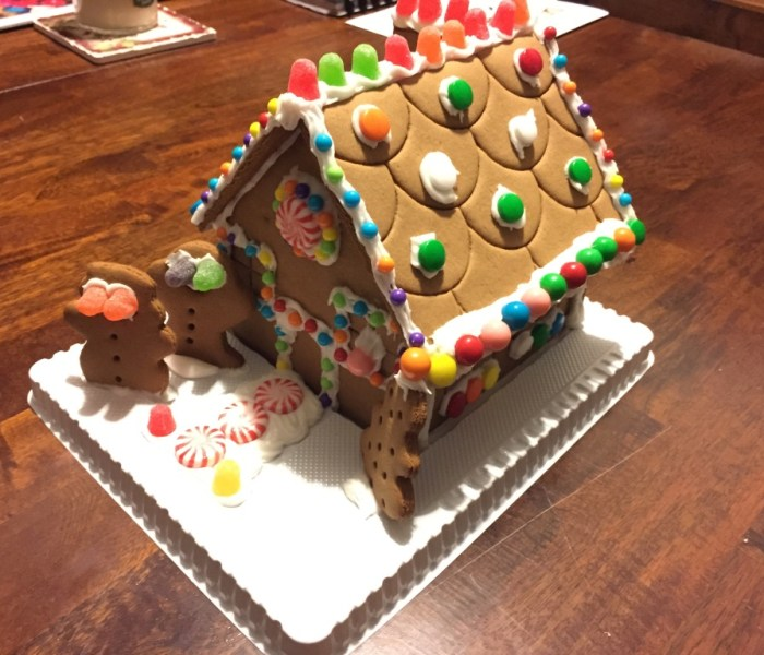 Gingerbread House?