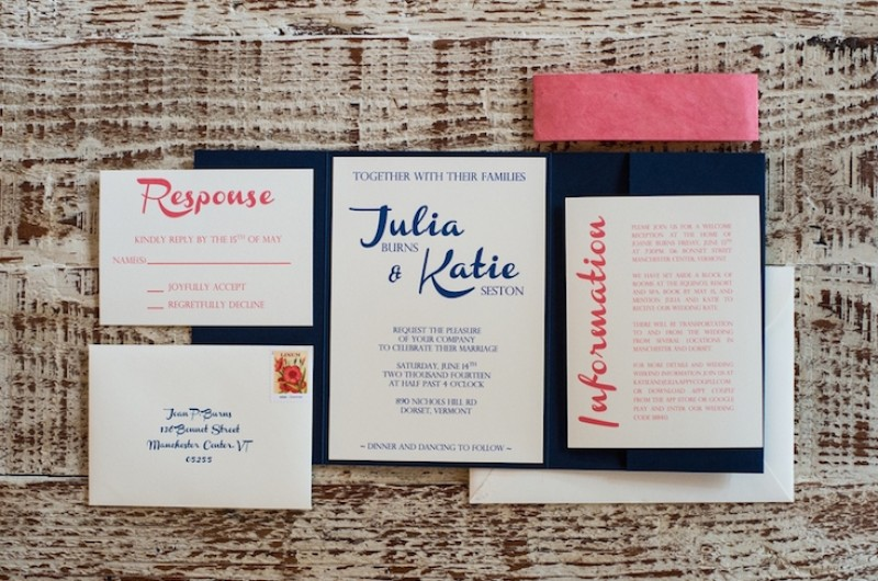 Image For The Ultimate Guide To Addressing Wedding Invitations