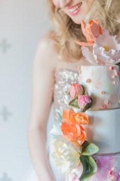 pink-and-orange-wedding-cake-inspiration-shoot-laura-kelly-photography-2