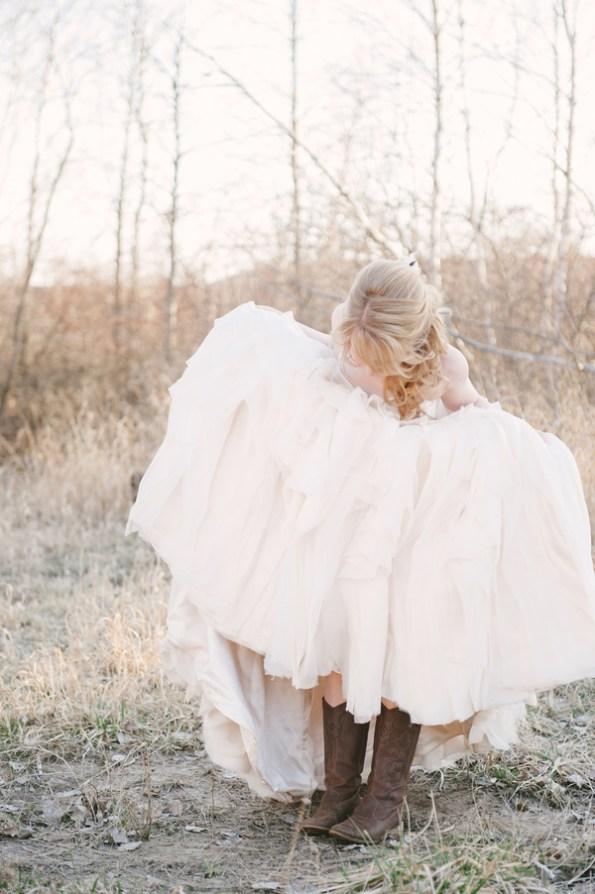 modern-trousseau-wedding-dress-with-cowboy-boots