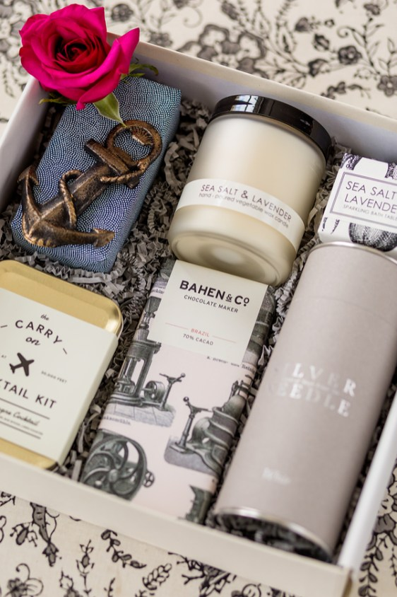 nautical-gift-package-for-wedding-guests