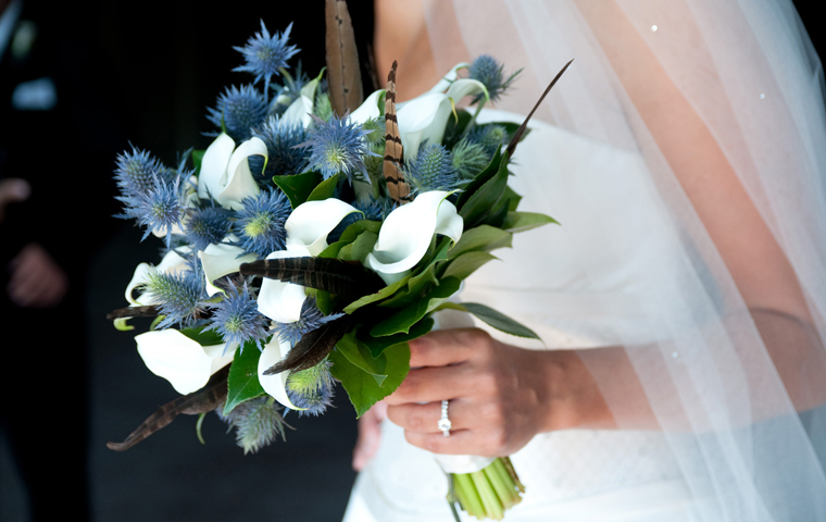 10 Times Filler Flowers Starred in Wedding Bouquets  Love
