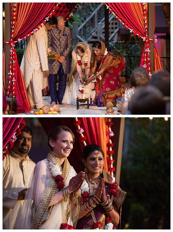 Katherine and Swatis Vibrant and Modern Indian Wedding  Love Inc MagLove Inc Mag