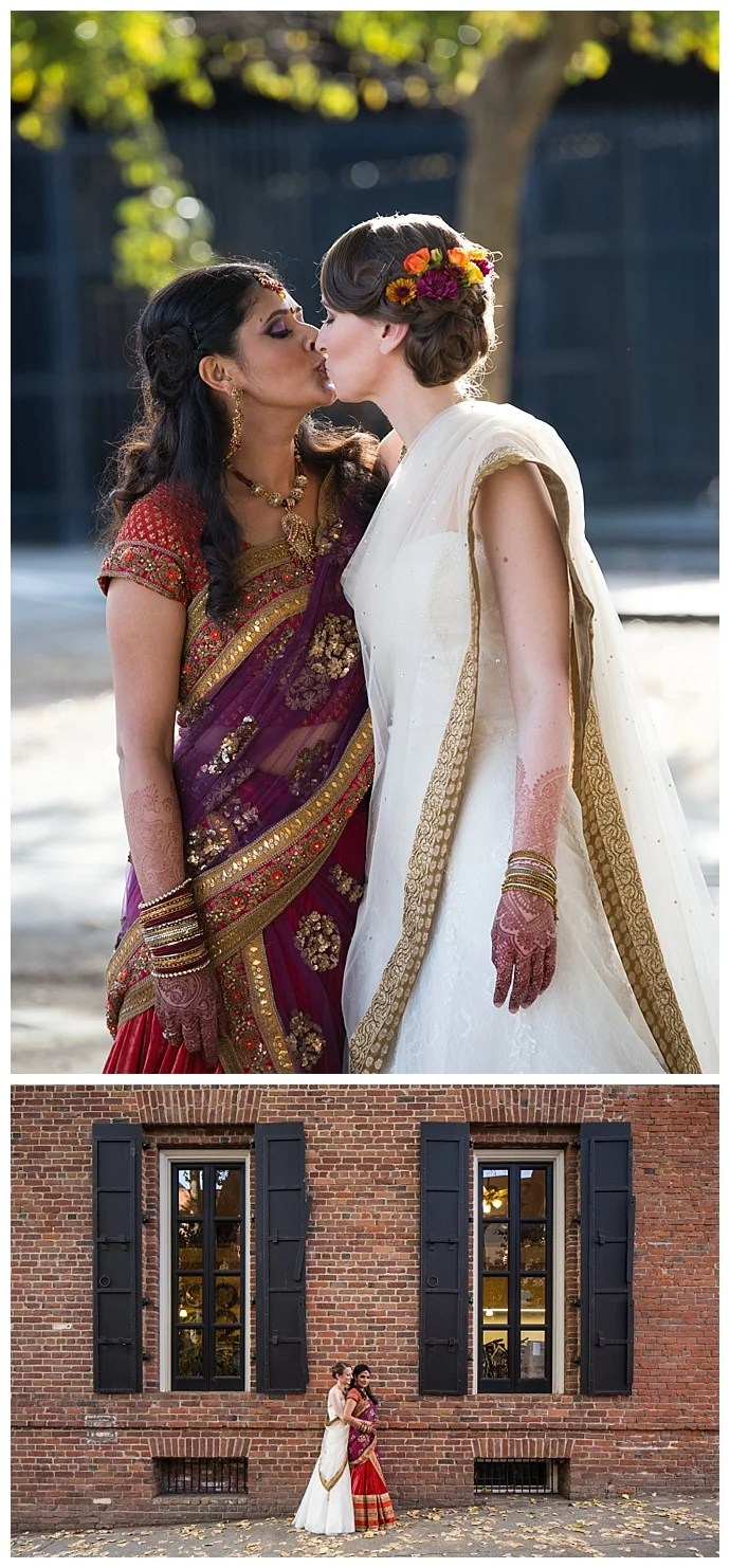 Katherine and Swatis Vibrant and Modern Indian Wedding