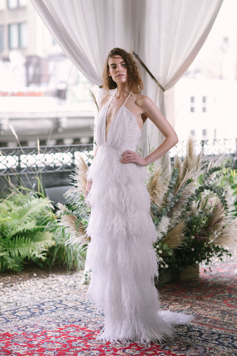 Alexandra Greccos Ethereal Fall 2018 Collection Love