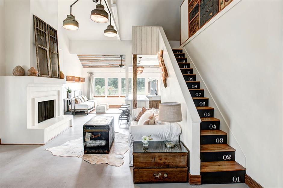Stylish Staircase Ideas To Suit Every Space Loveproperty Com   Best Stair Design For Small House   Stair Railing   Space   Space Saving Staircase   Stair Case   Loft Stairs
