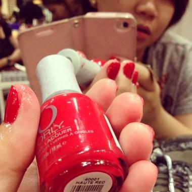 salon time!!!