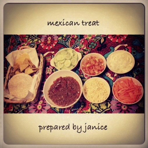 just random want of Mexican food