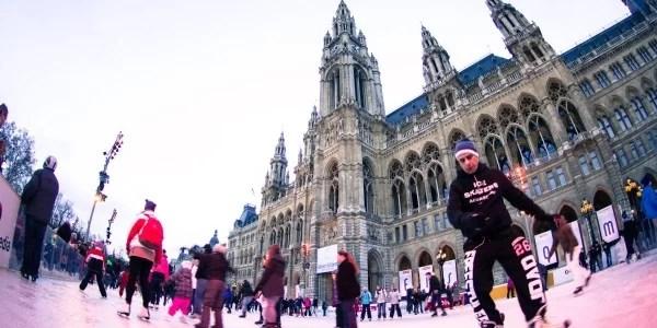 Freestyle na Wiener Eistraum 2016