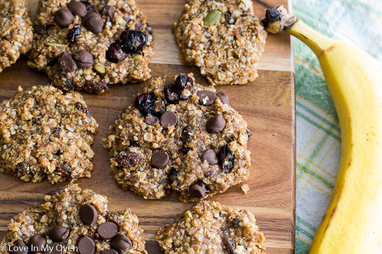 Baby-and-Me Breakfast Cookies