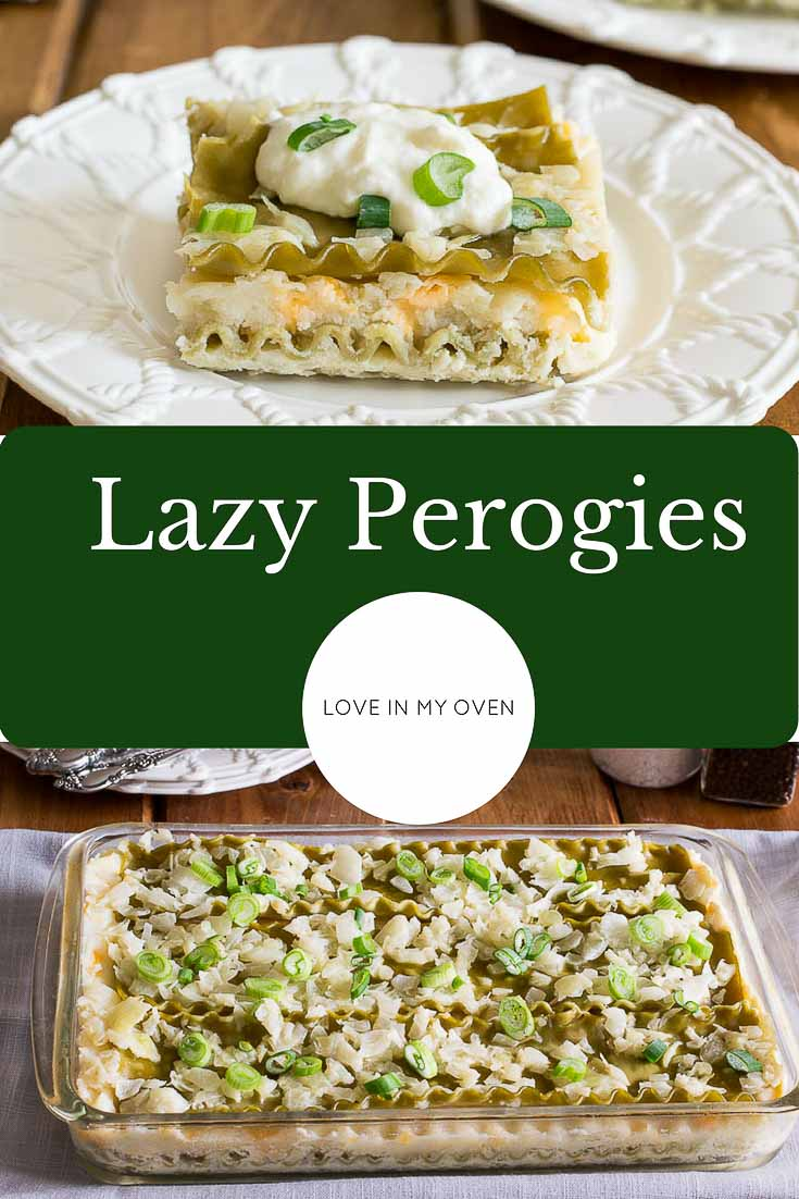 This hearty and filling perogy casserole tastes like your favorite cheese and potato perogies but with way less effort!