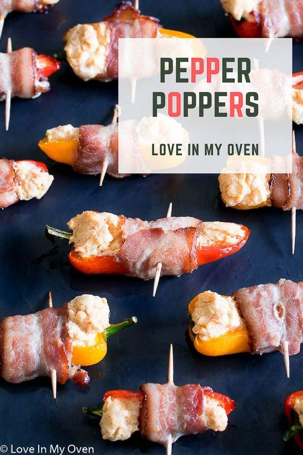 pepper poppers