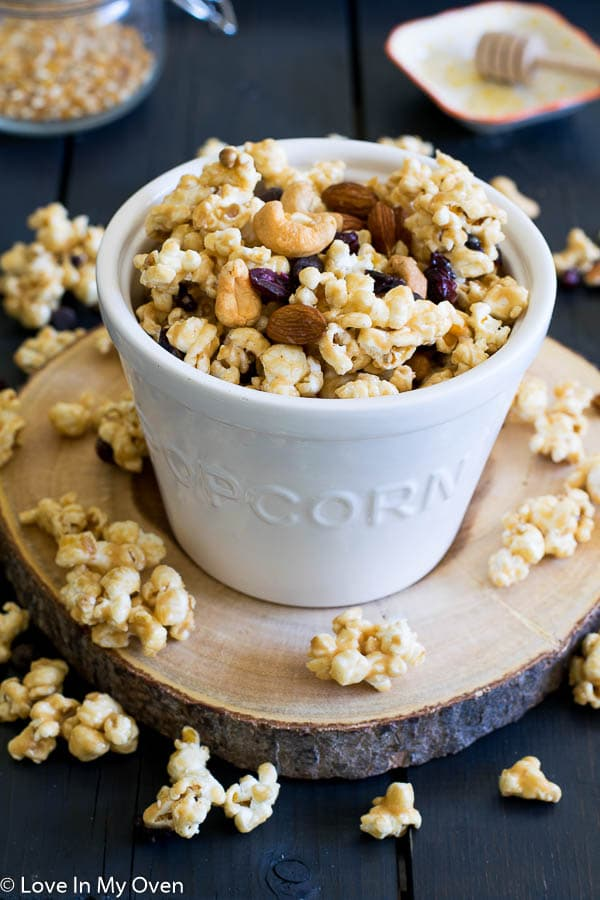 trail mix popcorn