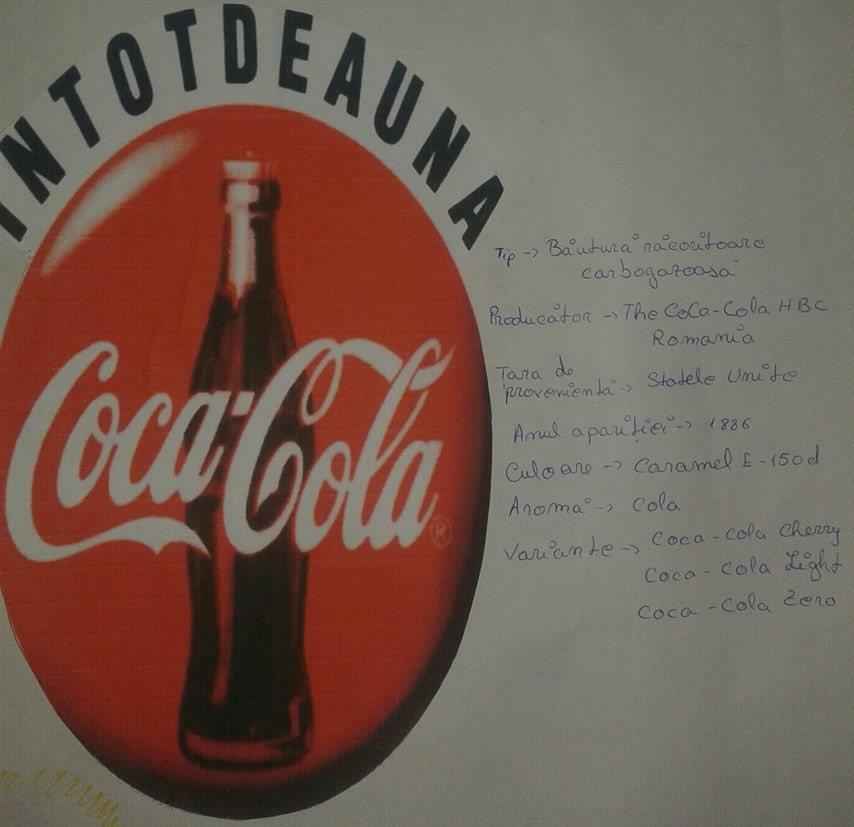 Managementul calității Coca-Cola