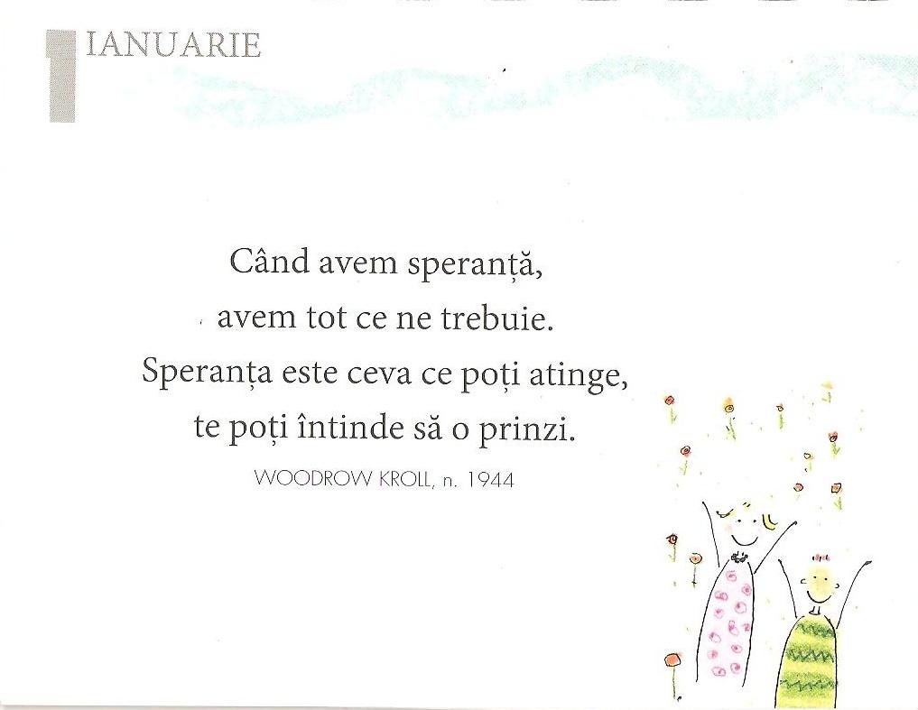 1 Ianuarie