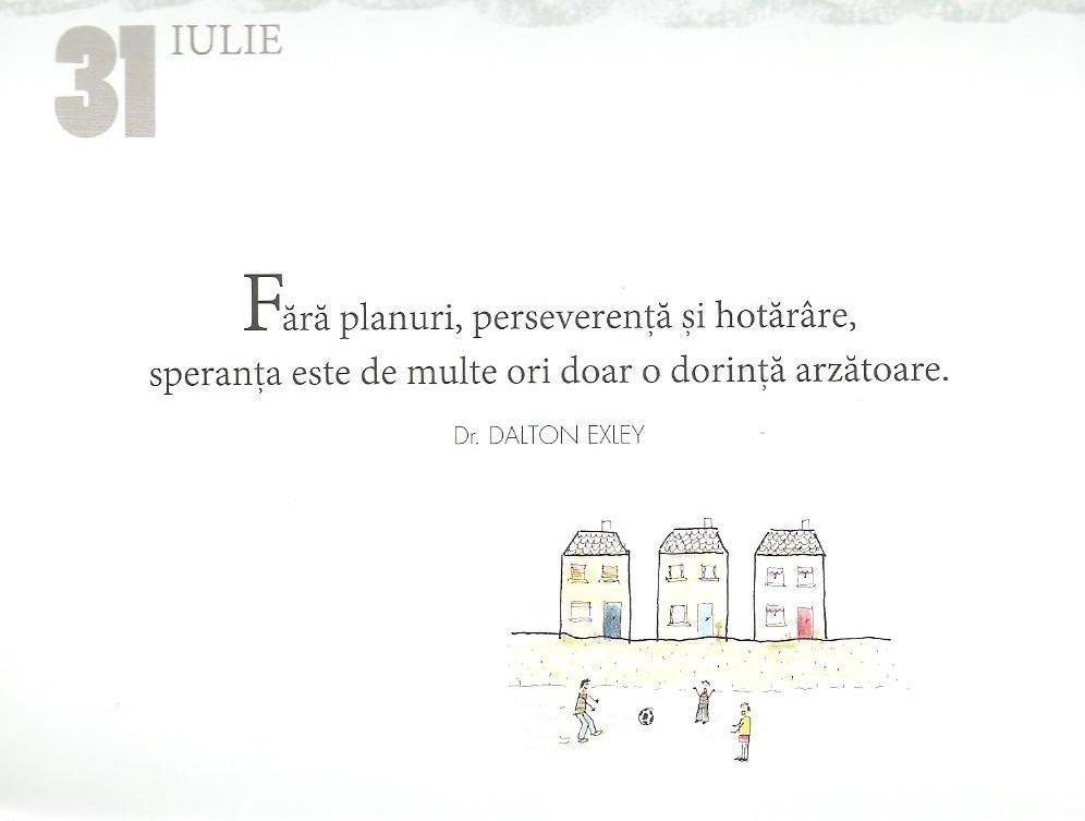 31 Iulie