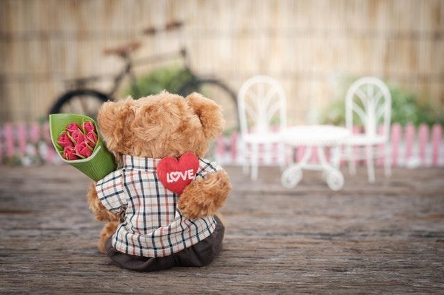 Scrisoare iubitului meu de Valentine's Day