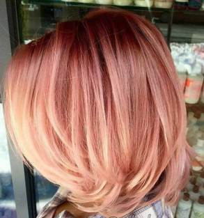 Rose-Gold-Bob-Hair