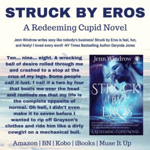 Struck By Eros new promo
