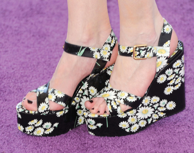 platform heels are back