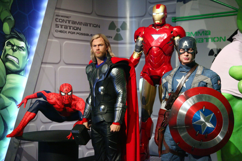 Marvel Civil Avengers Sides War
