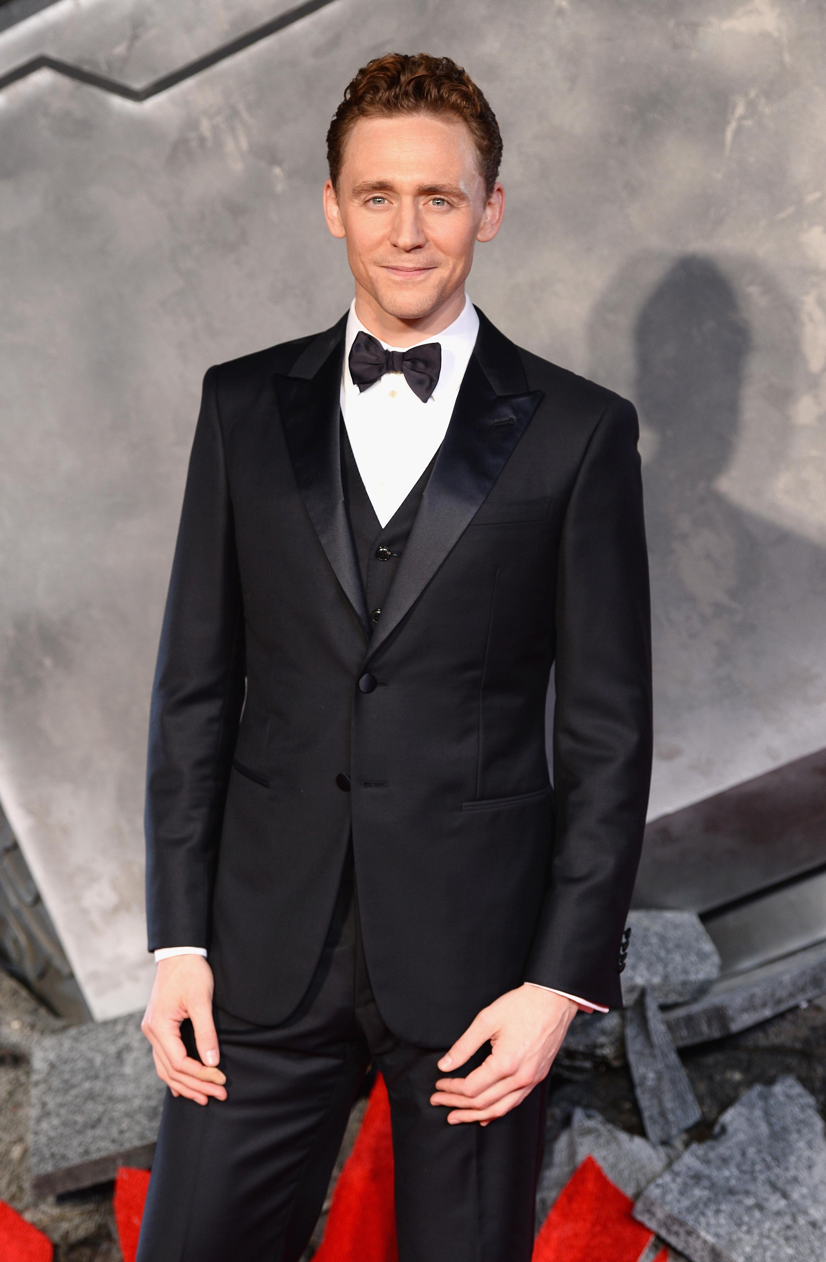 tom hiddleston s audio
