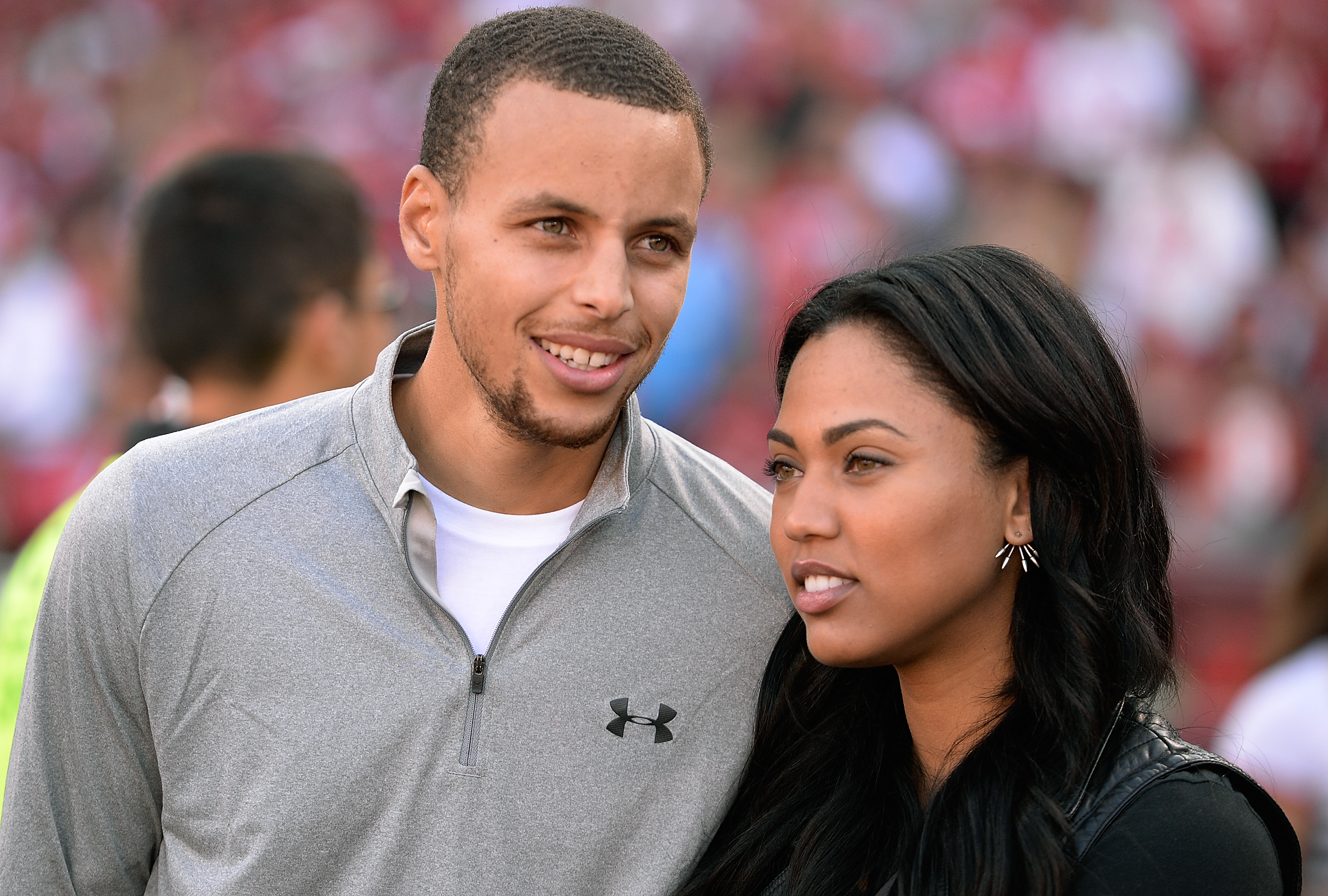 Who Is Stephen Curry's Wife? Ayesha Curry Is A Chef Who Once Was On 'Hannah Montana' — No Joke!