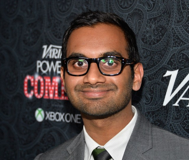 6 Aziz Ansari Quotes About His Girlfriend Courtney Mcbroom That Remind Us Why Shes His Nice Nutritious Salad