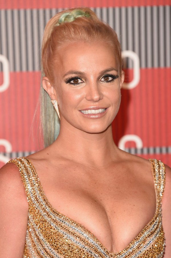 Britney Spears Music Awards 2015