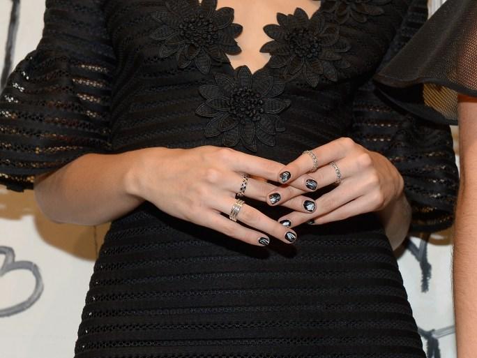 creative ways wear black