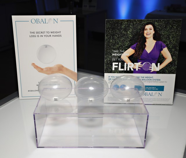 Obalon Weight Loss System Uses Balloons In The Latest Ridiculous Dieting Scheme