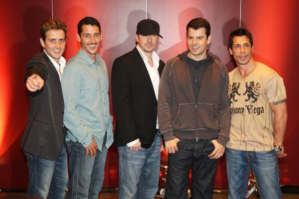 Jonathan Knight Cute Year Of Clean Water
