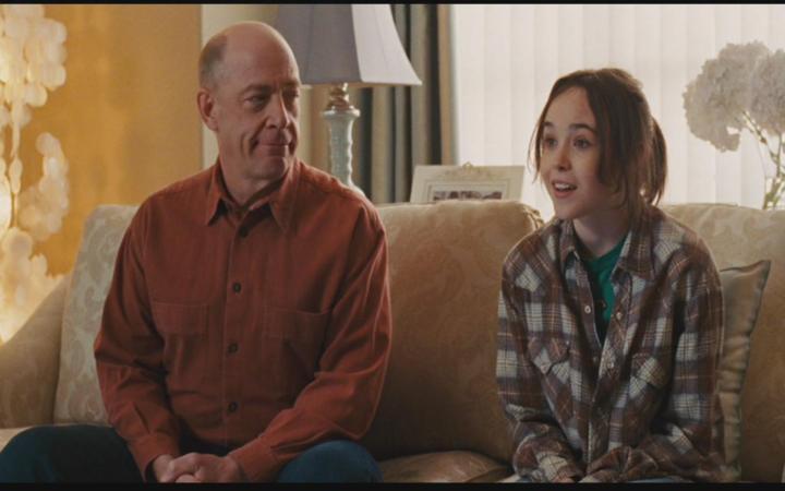 movie fathers: Juno's dad