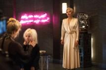 Lady Gaga & Chloe Sevigny Alike 'ahs Hotel