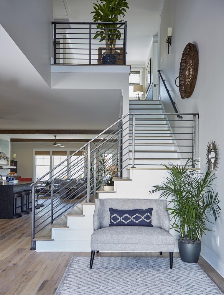 foyer design lovelace interiors